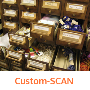 Custom-SCAN